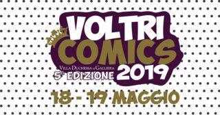 Voltri Comics 5 edizione 18-19 maggio 2019