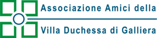 Logo Associazione Amici della Villa Duchessa di Galliera