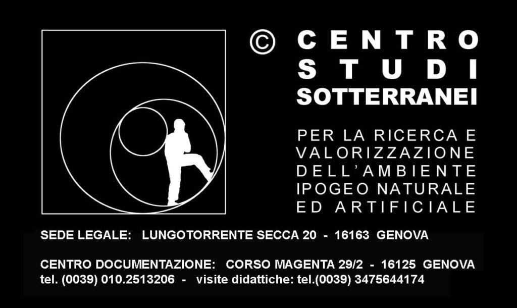 logo del Centro Studi Sotteranei