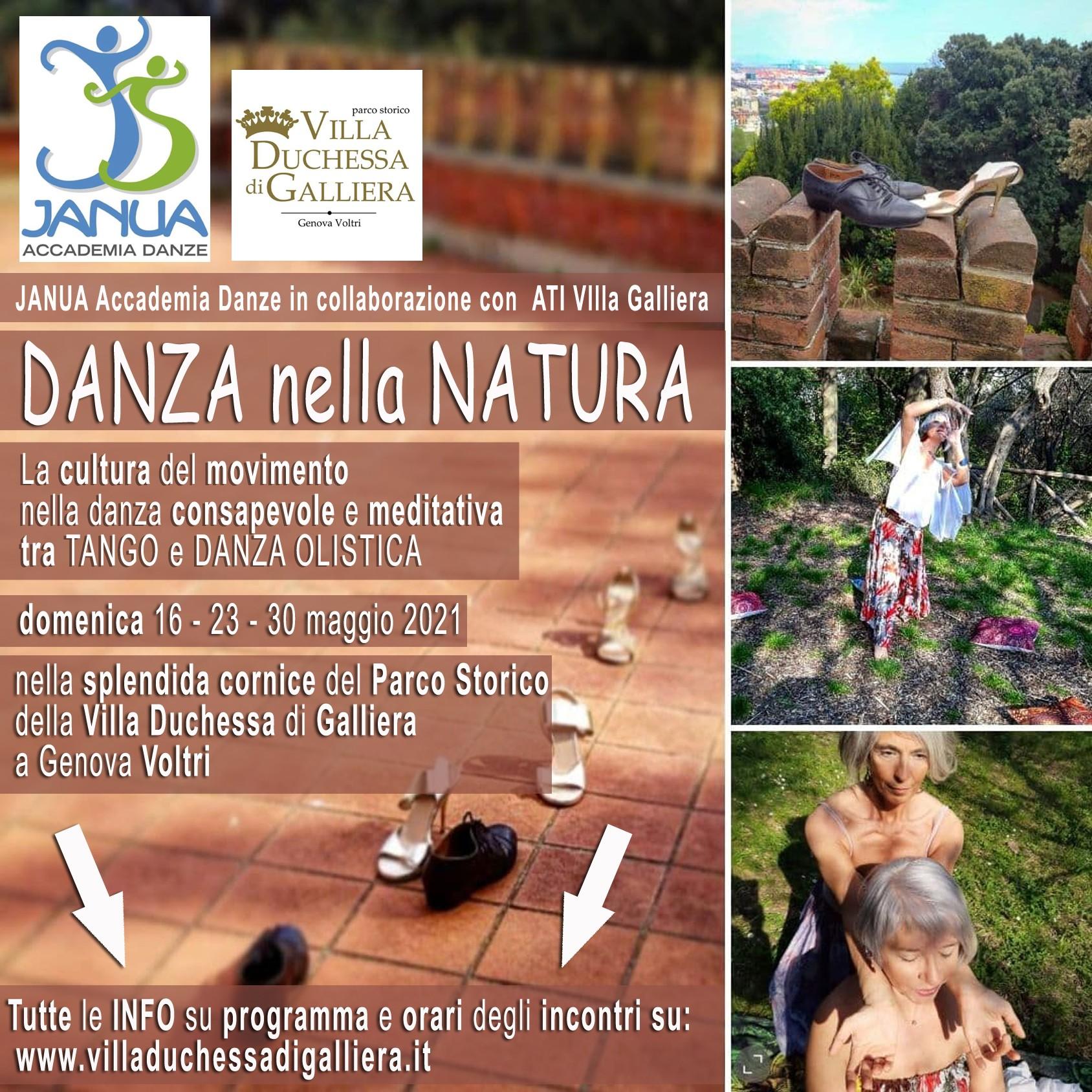 Danza nella Natura